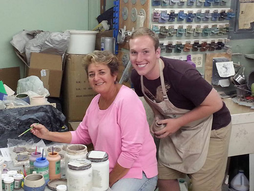 Pottery Instruction For Adults And Children By Birch Mountain